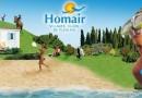 Code promo homair