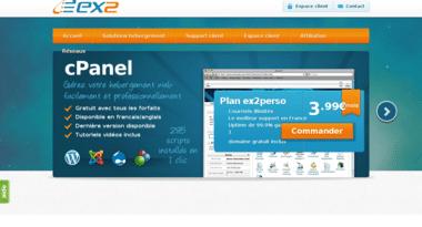 Code promotionnel EX2